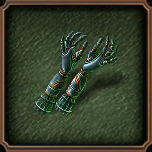 HiddenCity Case1 Collector's Secret Mechanical hands