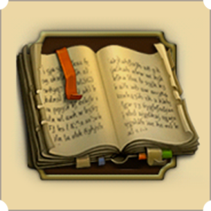 HiddenCity open the Diary