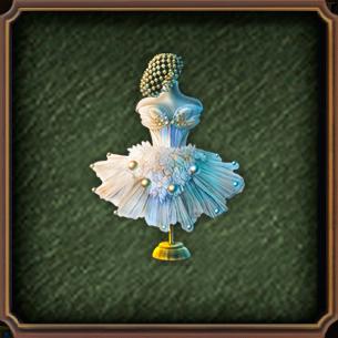 HiddenCity substory Art of Ballet Ballerina Outfit