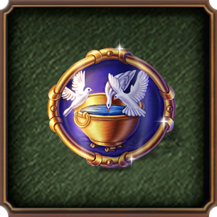 HiddenCity Case3 Key to the Past the Doves and Goblet Insignia