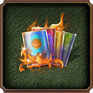 HiddenCity Case3 Key to the Past the Burning Cards
