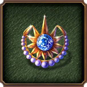 HiddenCity Case3 Key to the Past the  Rising Star Brooch